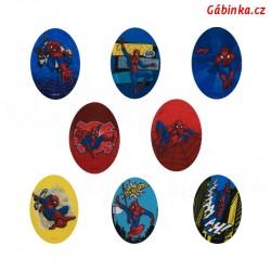Nažehlovací záplaty Spider-Man