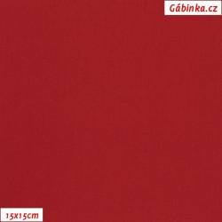 Micropeach - Červený 059, šíře 148 cm, 10 cm, Atest 2