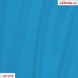 Funkční úplet CoolPass Mesh 542 - Tyrkysový, 15x15 cm