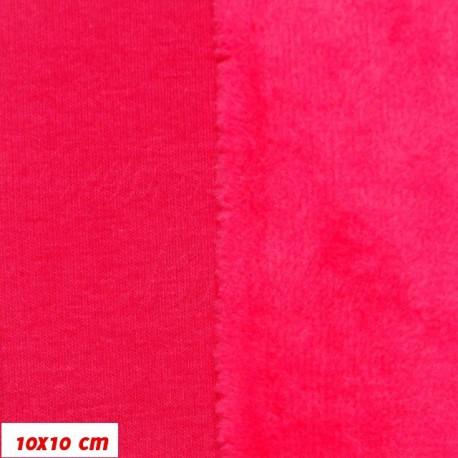 Warmkeeper - teplákovina a fleece - růžová