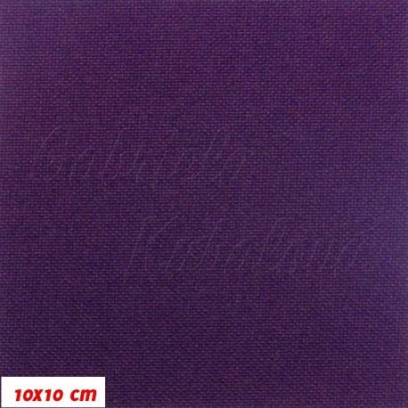 Kočárkovina MAT 476 červeněfialová, 15x15cm