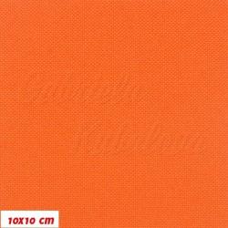 Šusťák kočárkový, oranžový, matný