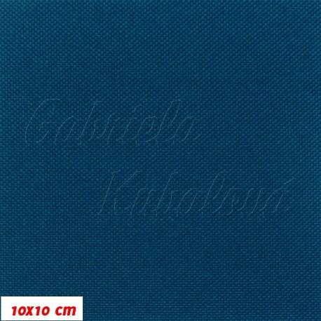 Kočárkovina MAT 347, modrozelená, 10x10cm