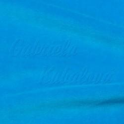 Kojenecký plyš TOP Q - Tmavě tyrkysový, šíře 180 cm, 10 cm, ATEST 1
