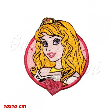Nažehlovačka Princezna Aurora