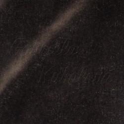 E-Kojenecký plyš TOP Q - Tmavě hnědý, šíře 180 cm, 10 cm, ATEST 1