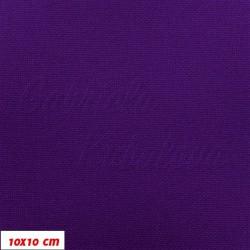 Kočárkovina, Tmavě fialová, MAT 537, šíře 160 cm, 10 cm, Atest 1