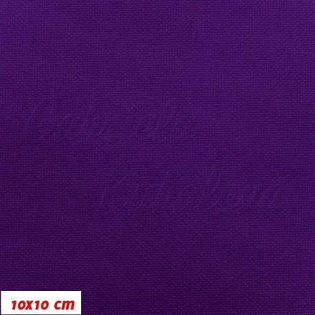 Kočárkovina MAT 537, tmavě fialová, 15x15cm