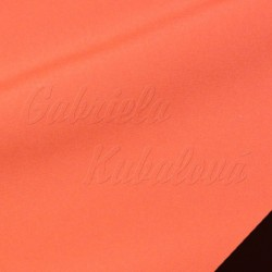 Zimní softshell - 10000/3000, Oranžový/černý SOFT 607, šíře 147 cm, 10 cm