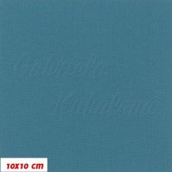 Kočárkovina, tmavě modrozelená, MAT 263, šíře 160 cm, 10 cm, Atest 1