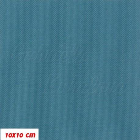 Kočárkovina MAT 263, tmavě modrozelená, 10x10cm