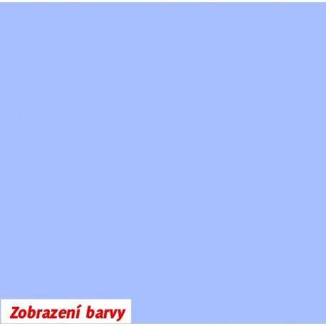Kojenecký plyš - pastelově modrý