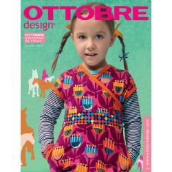 Časopis Ottobre design - 2013/4, Kids, podzimní vydání