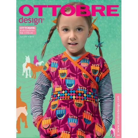 Ottobre design kids, 2013-04, titulní strana