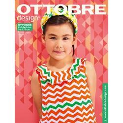 Časopis Ottobre design - 2013/3, Kids, letní vydání
