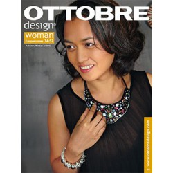 Časopis Ottobre design - 2013/5, Woman, podzim/zima
