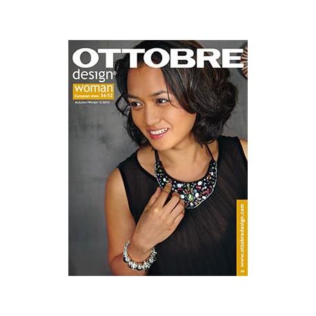 Ottobre design Woman, 2013-05, titulní strana