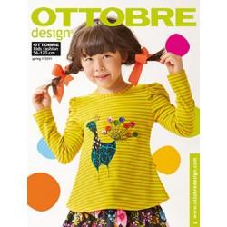 Časopis Ottobre design - 2011/1, Kids, English, jarní vydání