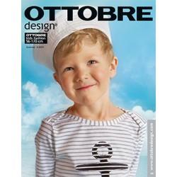 Ottobre design kids, 2011-03, Titulní strana