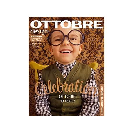 Ottobre design kids, 2010-06, Titulní strana