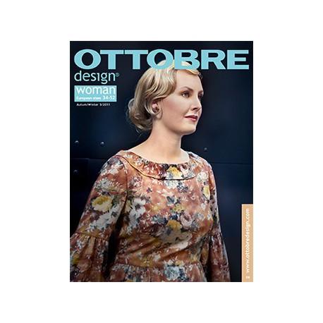 Časopis Ottobre design Woman, 2011-05, titulní strana