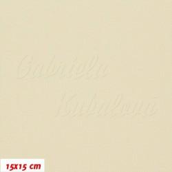 Kočárkovina, Smetanová, MAT 163, šíře 160 cm, 10 cm