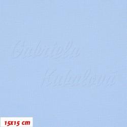Kočárkovina, Světle modrá, MAT 43, šíře 160 cm, 10 cm, Atest 1