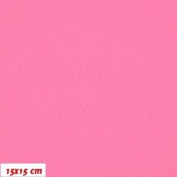 Kočárkovina MAT 538 - Neónově růžová, šíře 160 cm, 10 cm