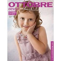 Časopis Ottobre design - 2010/3, Kids, titulní strana