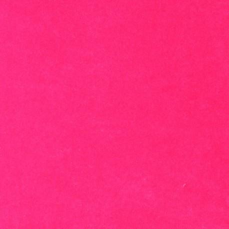 Welur růžový cukřík, 10cm