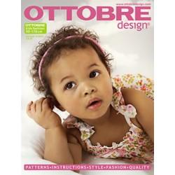 Časopis Ottobre design - 2007/3, Kids, English, letní vydání