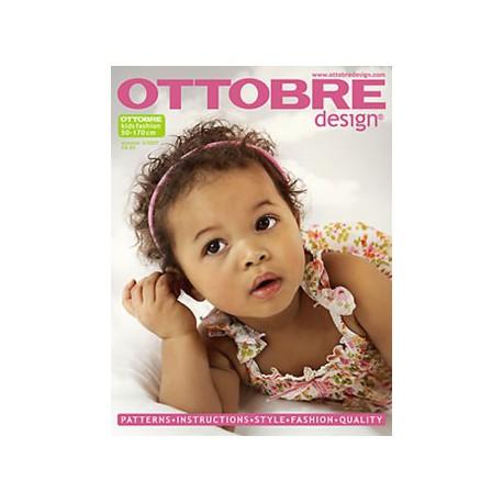 Časopis Ottobre design - 2007/3, Kids, titulní strana