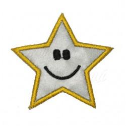 Nažehlovačka reflexní - Hvězdička