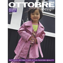 Časopis Ottobre design - 2006/4, Kids, English, podzimní vydání