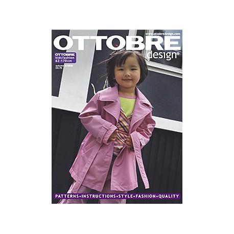 Ottobre design Kids, 2006-04, Titulní strana