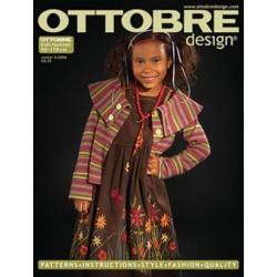Časopis Ottobre design - 2006/5, Kids, English, zimní vydání