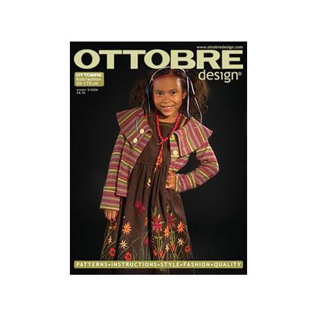 Ottobre design Kids, 2006-05, Titulní strana