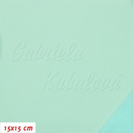 Softshell, 595 mentolový, 15x15cm