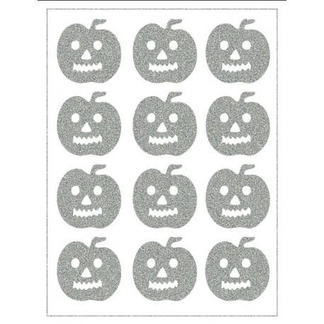 Reflexní nažehlovací potisk - Halloween