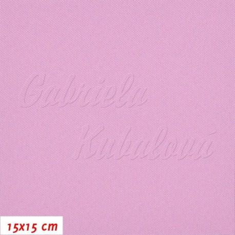 Kočárkovina, MAT 29 růžová, 15x15cm