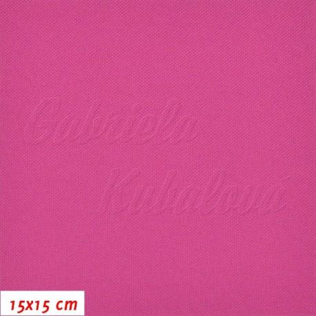 Kočárkovina, MAT 478 růžová, 15x15cm