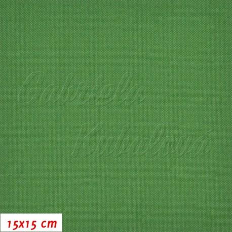 Kočárkovina, MAT 280 zelená, 15x15cm