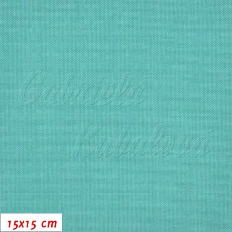 Kočárkovina, MAT 530 zelená, 15x15cm