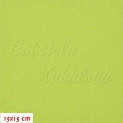 Kočárkovina MAT 541 - Zelená, šíře 160 cm, 10 cm, ATEST 1
