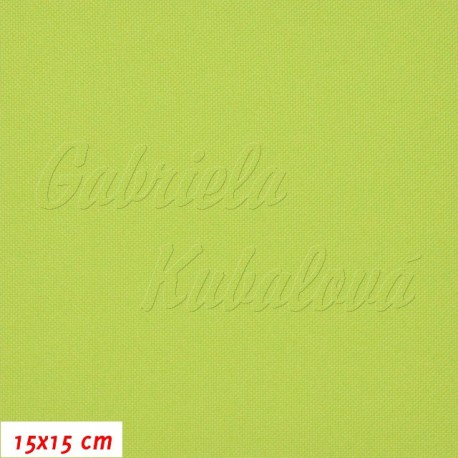 Kočárkovina, MAT 541 zelená, 15x15cm