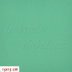 Kočárkovina, MAT 593 zelená, 15x15cm
