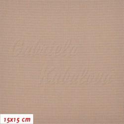 Kočárkovina MAT 455 - Světle hnědá, šíře 160 cm, 10 cm, Atest 1