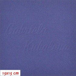 Kočárkovina, LESK 115 fialová, 15x15cm