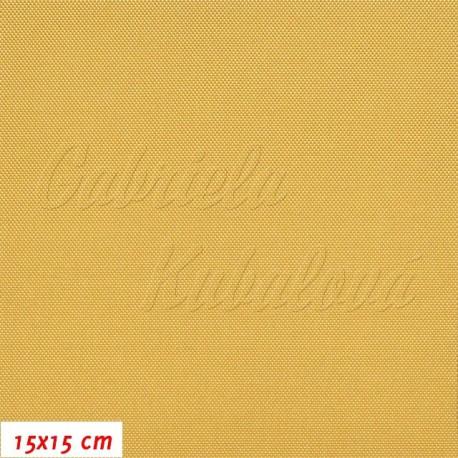 Kočárkovina, LESK 040 zlatě žlutá, 15x15cm