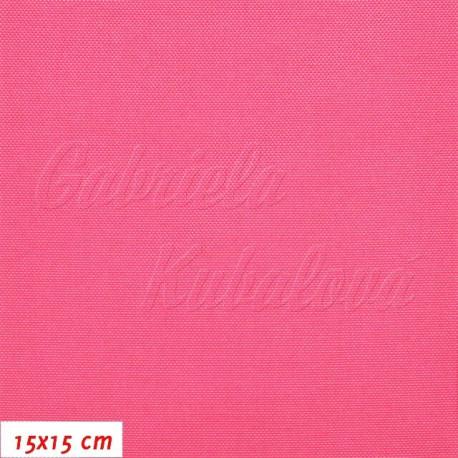 Kočárkovina, tm. růžová, LESK 074, šíře 160 cm, 10cm